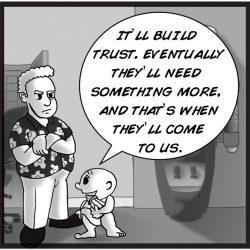 Episode 59 - Jeff Havens Keynote Speaker Comic
