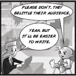 Jeff Havens Funny Business Comic Episode 74